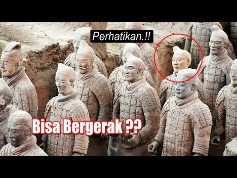 #127 - Ribuan Tentara dari Batu Ditemukan Terkubur