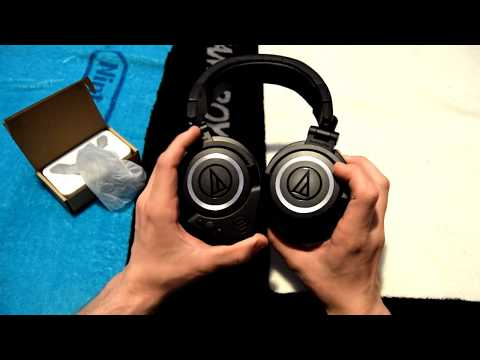 Unboxing: Bluetooth Adapter For Audio Technica ATH-M50X 1080p/60fps