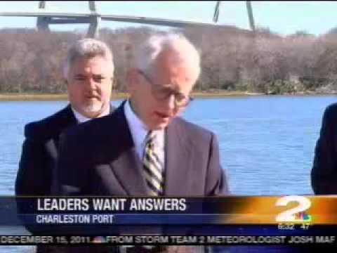 WCBD (NBC) Segment on South Carolina Port Infrastructure