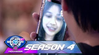 Saking Bingungnya Arsy Video Call Brisia Jodie  - I Can See Your Voice Indonesia (15/2)