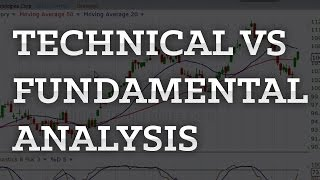 Technical Analysis vs. Fundamental Analysis Explained Simply In 2 Minutes
