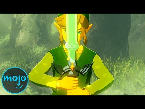Top 10 Legend of Zelda Weapons