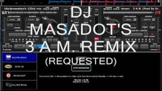 dj masadot 3 am remix eminem