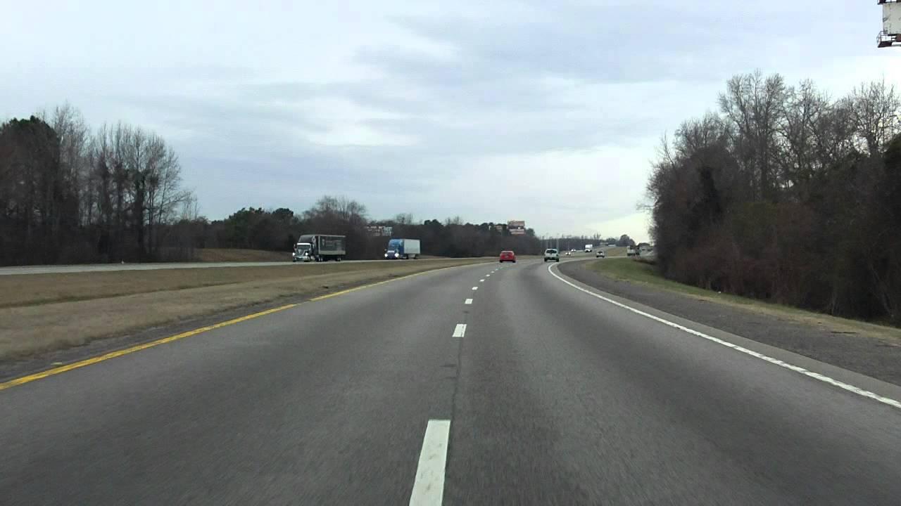 Interstate 95 - South ...I 95 Exit 193 South Carolina