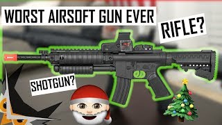 A VERY UKARMS CHRISTMAS | WORST AIRSOFT GUN EVER!