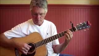 Copperline - James Taylor lesson (pick like JT)