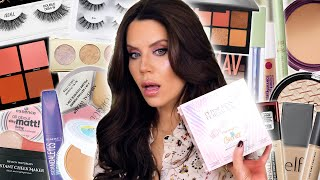 Best & Worst DRUGSTORE MAKEUP of 2019 ... Save Your Money!