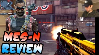 Modern Combat 5 MES-N Review - Sapper Tier 2 Weapon Gameplay (MC5 U...