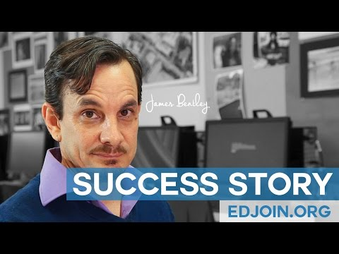 EDJOIN Success Story: James Bentley