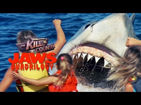 JAWS QUADRILOGY – The Kill Counter