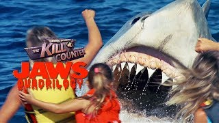 JAWS QUADRILOGY - The Kill Counter