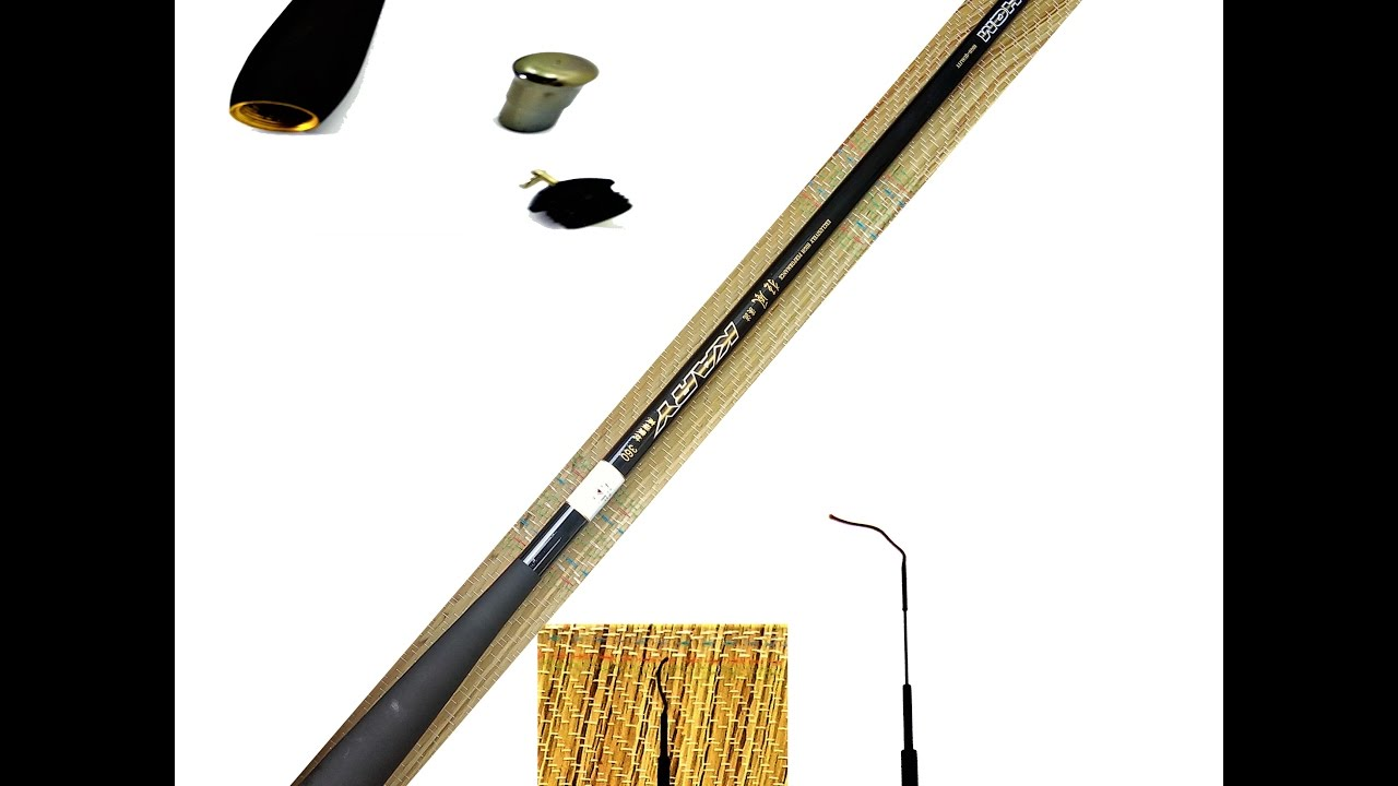 c2f390a4d vara de pesca telescópica 100% fibra de carbono 3