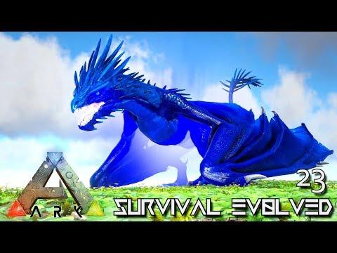 ARK: SURVIVAL EVOLVED - MY FIRST CELESTIAL TAME, CELESTIAL WYVERN !!! | PRIMAL FEAR ISO CI E23