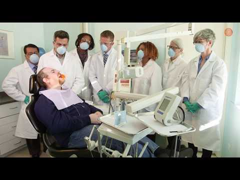 The Power Of Unity: Man's 7 Dentists All Vote Unanimously To Put A Flower In His Mouth