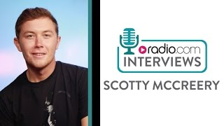 "Scotty McCreery on ""Southern Belle"""