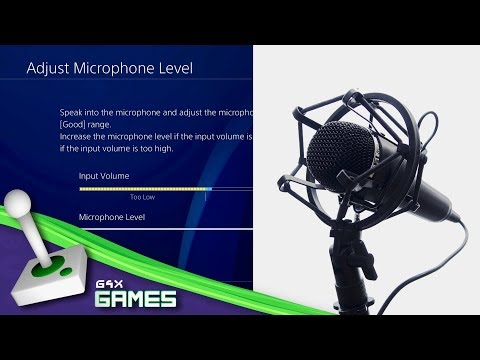 PS4 How to record MICROPHONE sound, Recording gameplay with SHARE button TUTORIAL - UPDATED