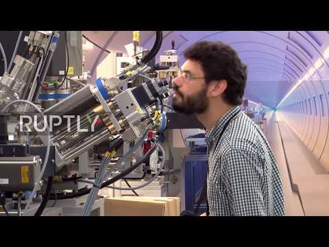 Germany: World's most powerful X-ray laser set to show 'molecular movies'