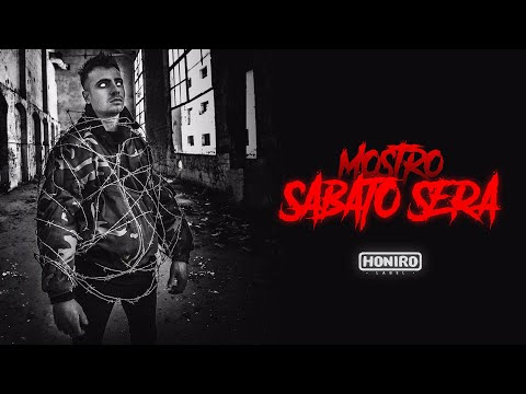 MOSTRO - 12 - SABATO SERA