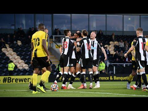Burton Albion 0 Newcastle United 2 | Pre-Season Friendly Highlights
