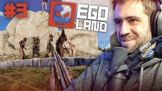 EGOLAND #3 || MI EQUIPO NO TRABAJA