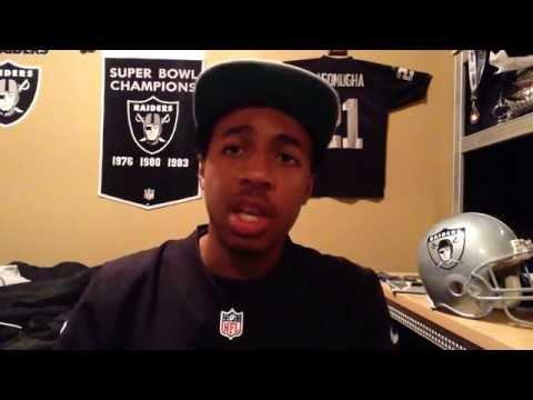 Broncos VS Raiders Week 10 Recap