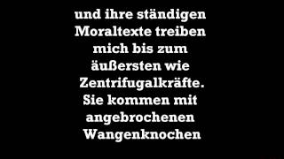 Kollegah Eure Hoheit Lyrics / Songtext *HD*