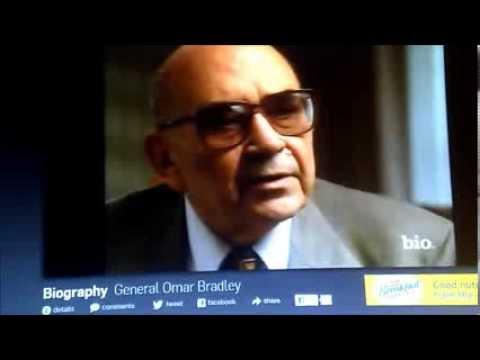 Martin Blumenson on Omar Bradley and George Patton (1994)
