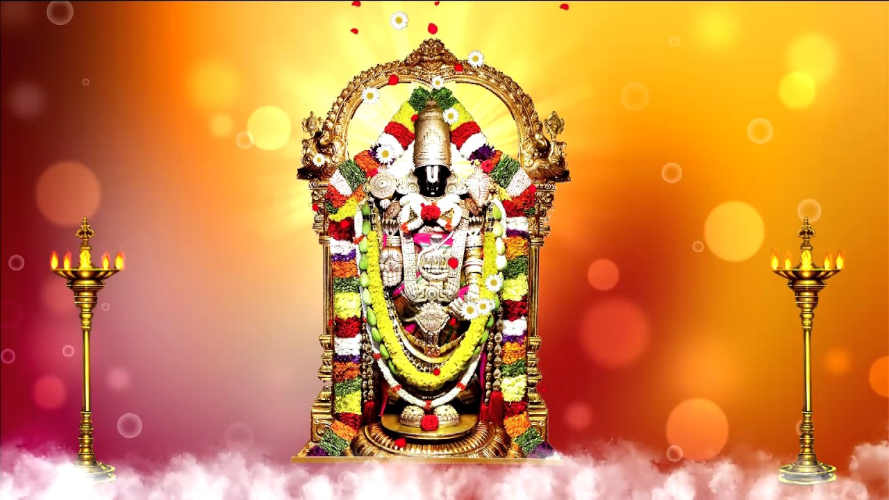 Venkateswara Swami Photos 4k For Pc: HD Venkateswara Swamy Video