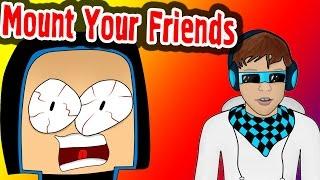 Фрост, Лололошка и Снейк в Mount Your Friends - #1