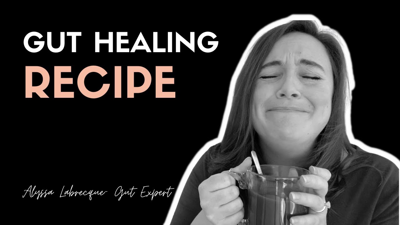 Gut Healing Recipe for the Holidays