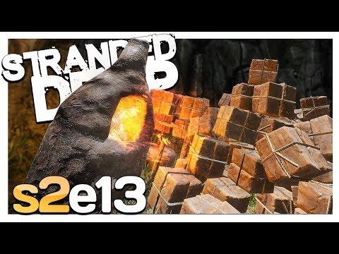 CRAFTING 100 BRICKS! | Stranded Deep Gameplay S2E13 (Experimental 0.37)