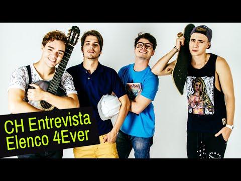 CH Entrevista: Leo Picon, Marcelo Arnal e Luccas Luccas Papp
