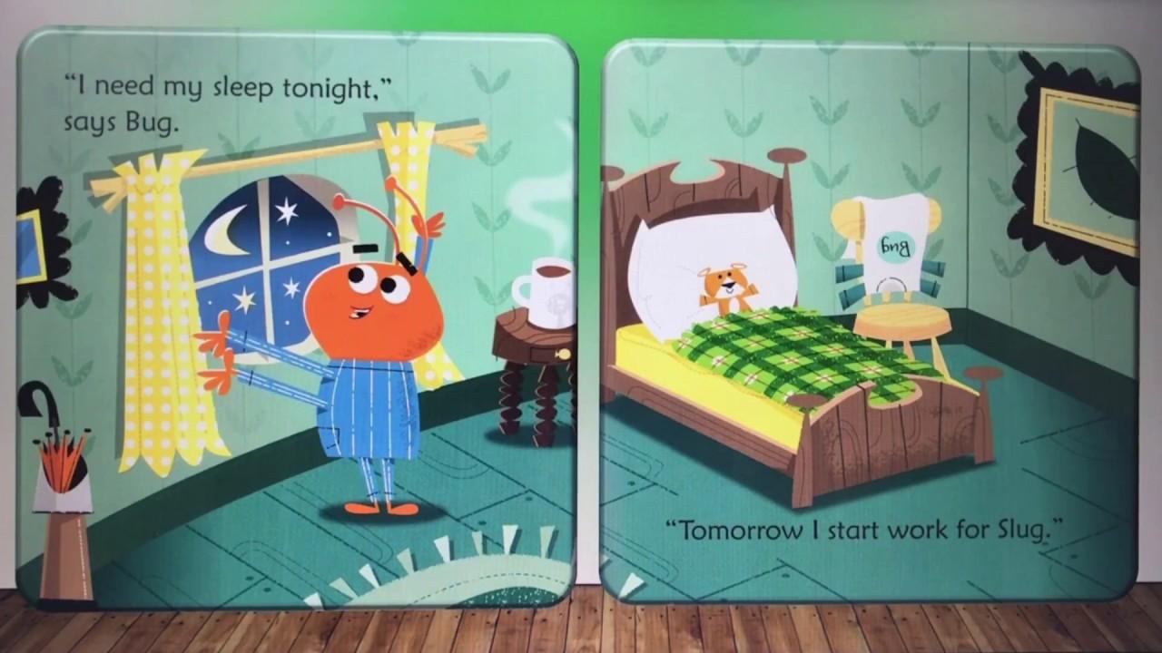Bug In A Rug Read Aloud By Little