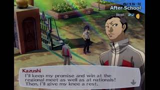 Shin Megami Tensei : Persona 3 FES -53- Which B Word