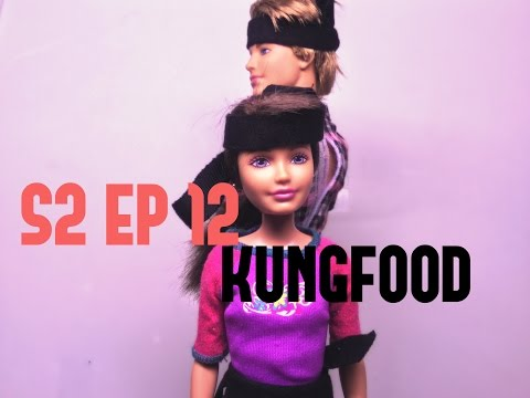 Anything But Ordinary! S2 E12: KUNGFOOD!