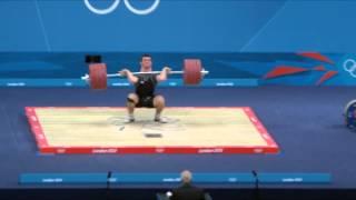 Weightlifting - Mens 94 Kg - Clean and Jerk Part 2