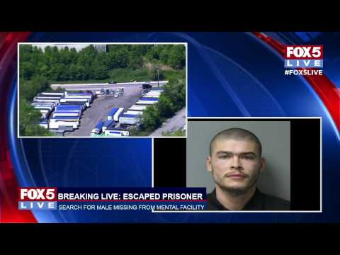 FOX 5 LIVE: Jessup prisoner escape in Howard County, Maryland;  DC mayor honors centenarians