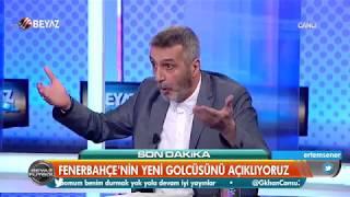 (..) Beyaz Futbol 20 Ağustos 2017 Kısım 2/6 - Beyaz TV