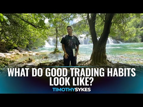 What Do Good Trading Habits Look Like?