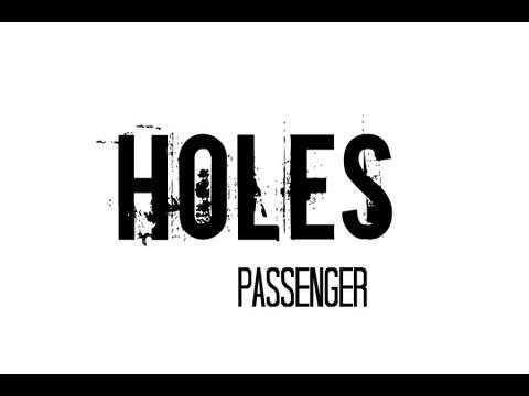 Holes (Explicit) Lyric Video // Passenger - HD