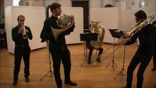 Tango - David Short - Billi Brass Quintet Live in Rome