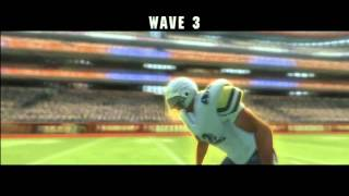 Backbreaker Vengeance (PS3) Gameplay