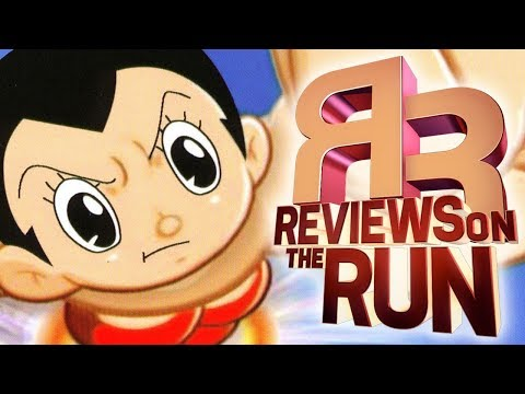 Astro Boy: Omega Factor is a Buried Treasure! - Electric Playground
