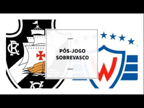 VASCO 4x0 Jorge Wilstermann   LIBERTADORES   Pós-Jogo SBV