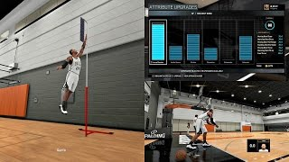 NBA 2K16 PS4 MyCAREER - ATTRIBUTE UPGRADES #2! Live Practice Back to Back!! Ep. 29