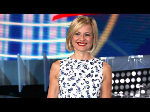 Tale e Quale Show 8, Antonella Elia: Spero di avere talento!