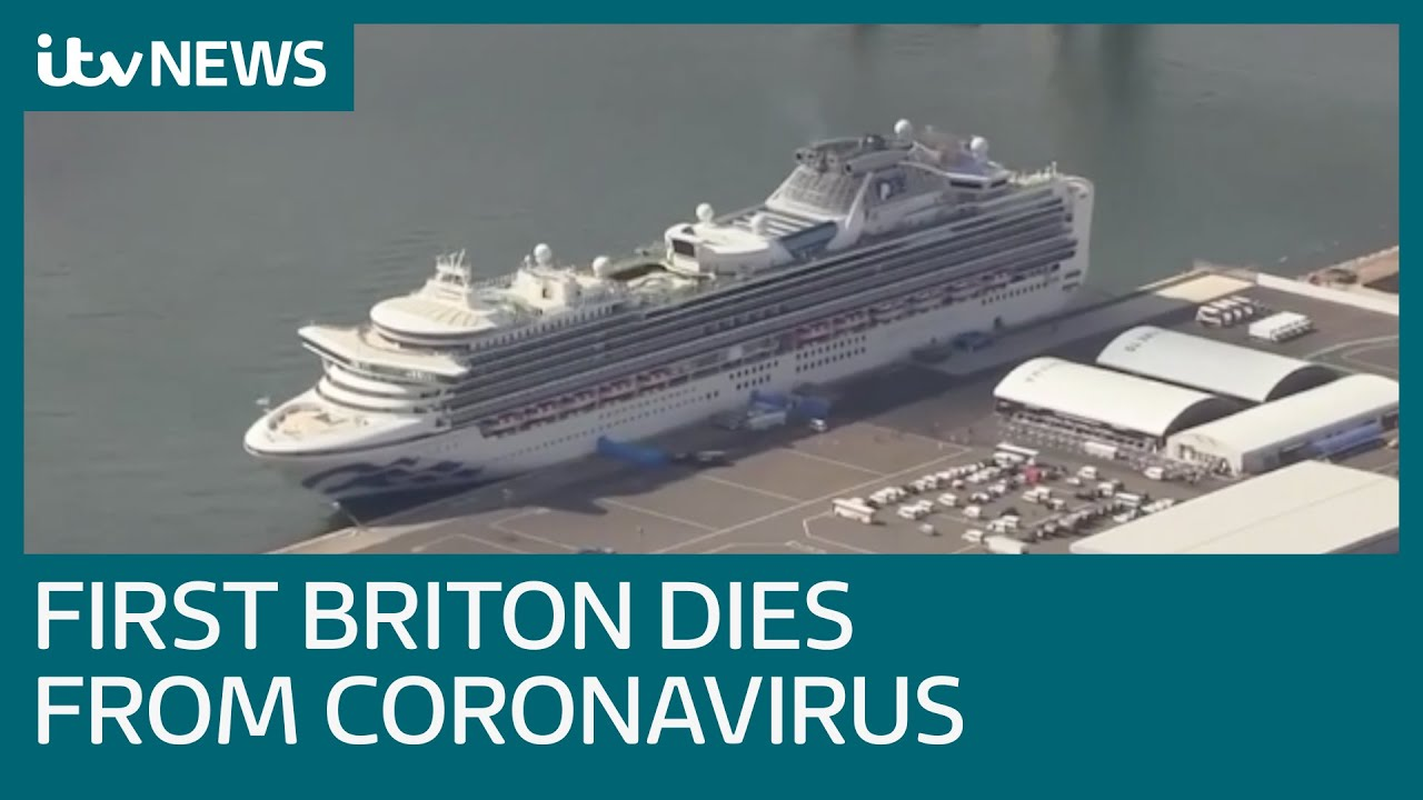 Diamond Princess cruise ship Briton dies from coronavirus | ITV News Смотри на OKTV.uz