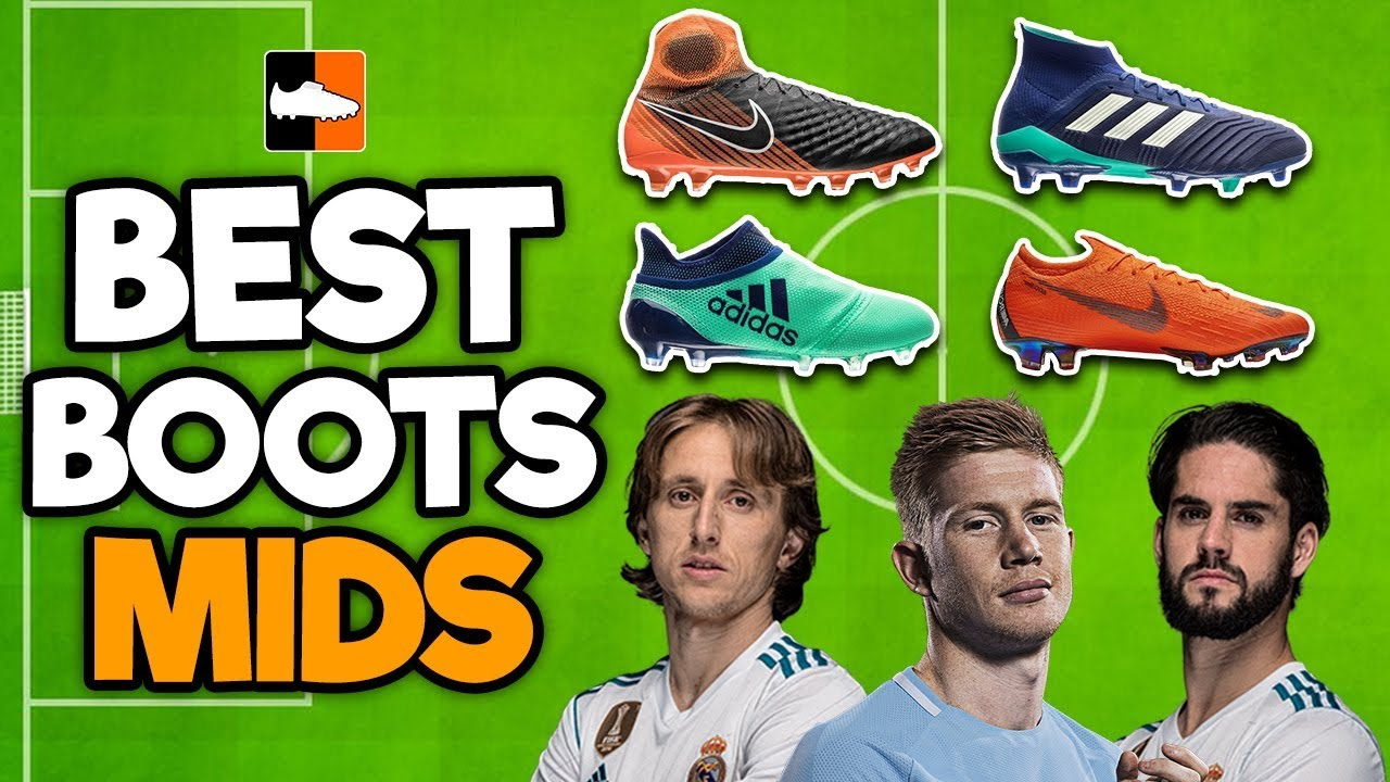 90b18a80d31 What Are The Best Boots For Midfielders  Top Cleats For Passing. Football  Boots