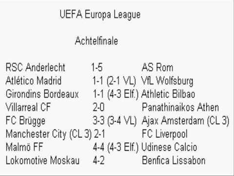 ergebnisse europa league