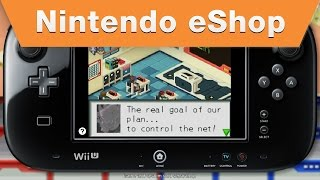 Nintendo eShop - Mega Man Battle Network on the Wii U Virtual Console